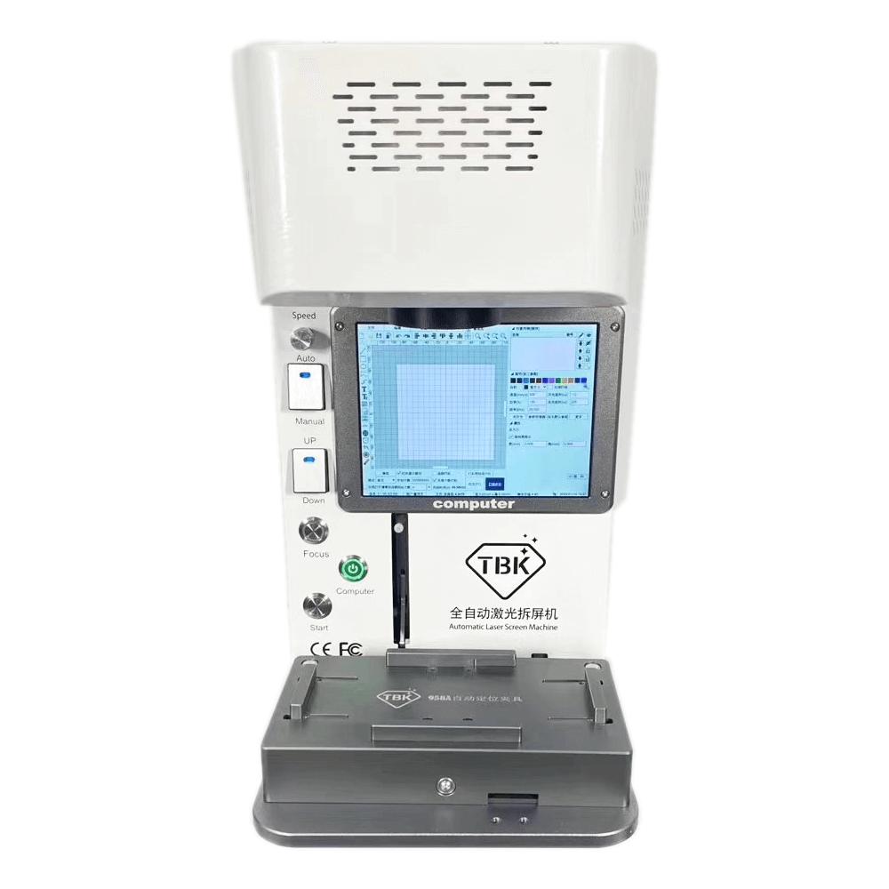 machine à Laser TBK 958B
