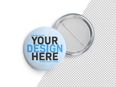 badges d'entreprise personnalisé