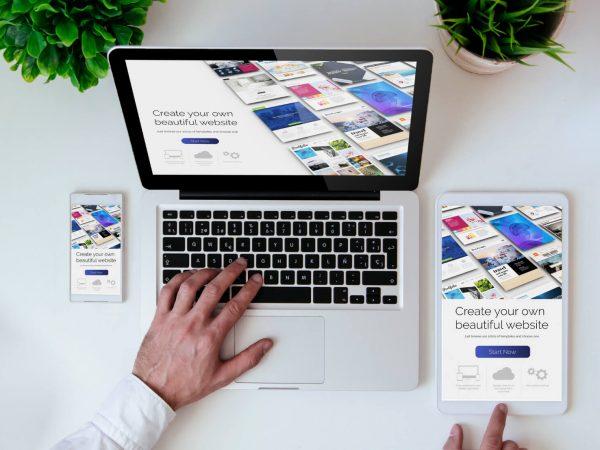 créer un site web facilement en 2021