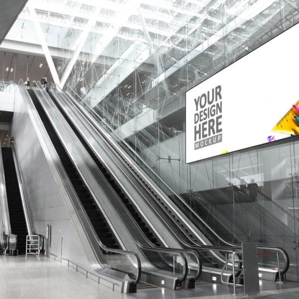 publicité affichage écran géant