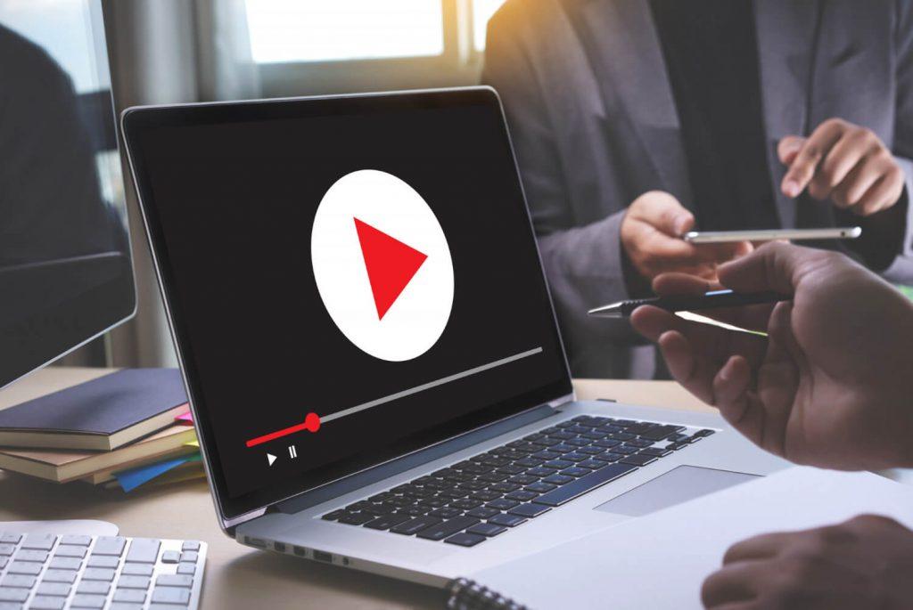 vidéo de présentation d'entreprise