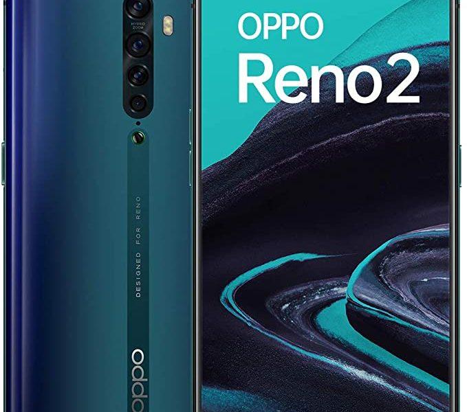 Présentation du téléphone Oppo Reno 2